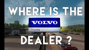 100 Volvo Truck Dealer Locator Where Is The In ATS YouTube