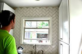 how to install herringbone tilelemon grove lemon grove