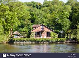 100 River Side House Side Marlow UK Stock Photo 56963798 Alamy