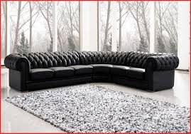 cuisine low cost caluire deco in avec canape d angle chesterfield cuir 58929 deco in