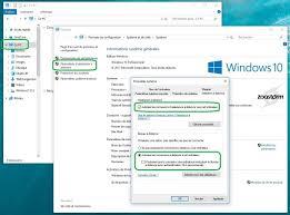 autoriser bureau a distance comment utiliser la fonction bureau à distance sur windows 10