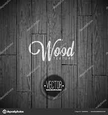 Vector Wood Texture Background Design Natural Dark Vintage Wooden Illustration Stock