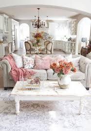 44 enchanted shabby chic living room designs digsdigs