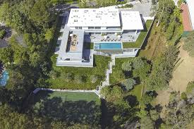 100 Holmby Hills Residence06 CAANdesign Architecture And