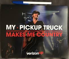 LUKE BRYAN 2018 CONCERT POSTER What Makes You Country? Chesney Alden ...