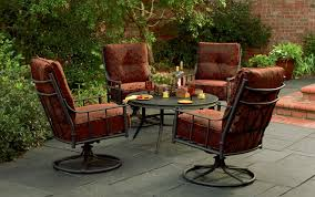Kmart Patio Dining Sets by Furniture Fire Pit Patio Sets With Furniture Sale Walmart