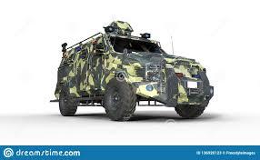 100 Armor Truck Ed SUV Bulletproof Army Vehicle Camo Military Car