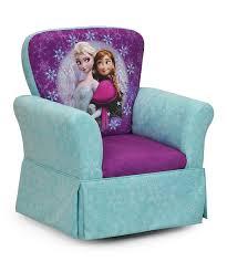 100 Comfy Rocking Chairs Frozen Elsa Anna Blue Purple Chair Zulily