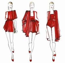 Fashion Design Sketches Screenshot Thumbnail