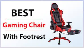 Reclining Gaming Chair With Footrest by The Best Gaming Chair With Footrest Expose Gaming