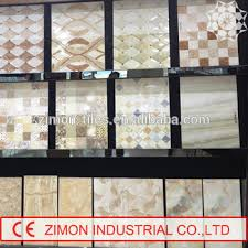 newest design bathroom self adhesive wall tiles dubai ceramic