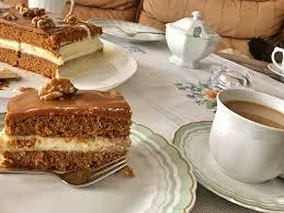 polnischer karamellkuchen ciasto krówka variante i