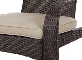 Amazon Prime Patio Chair Cushions by Amazon Com Patio Sense Coconino Wicker Adirondack Chair