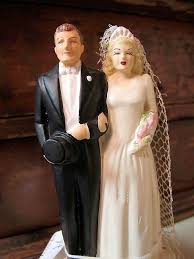 Vintage Wedding Cake Topper See More Bliss