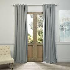 Pottery Barn Curtains 108 by Amazon Com Half Price Drapes Boch 174402 108 Blackout Curtain