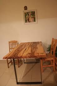 wir verkaufen unseren esstisch aus vollholz eiche mit maß