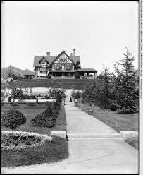 100 Holmby Arthur Letts Residence Also Called House Hollywood Ca1905