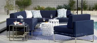 Crate And Barrel Patio Furniture Contemporary Modern Decoration With Good
