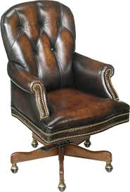 Hooker Furniture James River Leather Desk Chair & Reviews