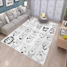 Amazoncom Doodle Girls Rooms Kids Rooms Nursery Decor Mats