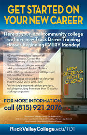 Cdl Truck Driving School Illinois Local Truck Driving Jobs In ...