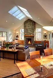 ApartmentsAstonishing Most Fabulous Vaulted Ceiling Decorating Ideas Half Contemporary Decoration For Kitchen Lighting Skylight