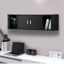 Home fice Wall Cabinet Cabinets fice Desk Storage Solutions 3