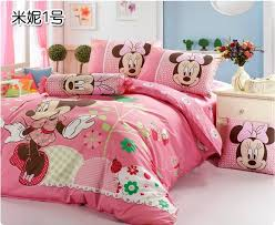 Minnie Mouse Twin Bedding by Minnie Mouse Comforter Set For Toddler Bed Home Design Ideas