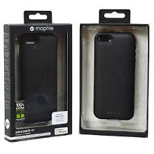 Genuine Mophie Juice 100% External Battery Power iPhone 5 5S SE