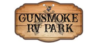 Gunsmoke RV Park Logo