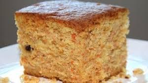 rüblikuchen carrot cake mit frischkäse frosting