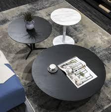 beistell rund tisch couchtisch design metall holz gold sofa wohnzimmer tische