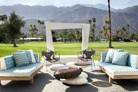 Inspirational Mid Century Modern Patio Furniture For Stunning Designs To Make Your Luxury
