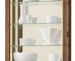 ShelfGlass Case Shelf Amazing Glass Our Half Octagon Display Showcase Features A