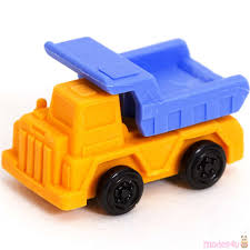100 Yellow Dump Truck Yellow Dump Truck Eraser From Japan By Iwako ModeS4u Kawaii Shop