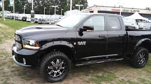 2013 Ram 1500 Sport Lifted - YouTube