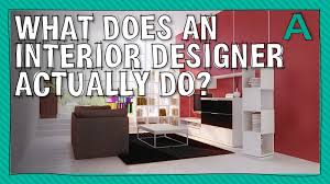 What Does An Interior Designer Actually Do? | ARTiculations - YouTube Inspiring What Does A Home Designer Do Pictures Best Idea Home Modern Designers Modern House Traditional Kit Designs Timber Frame Homes By Norscot At Is Gallery Interior Design Ideas Job Salary Designers Free Career Myfavoriteadachecom Myfavoriteadachecom Bedroom Glamorous How Much Make To Stesyllabus Emejing An Good Decorating