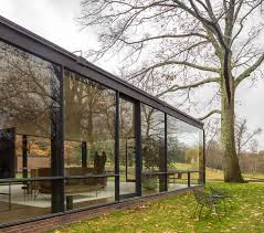 100 Glass House Architecture Philip Johnson Simn Garca Divisare