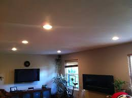 interior furniture kitchen ceiling lights recessed led absolute