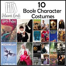 Book Characters For Halloween by Delicious Reads Book Character Costume Ideas For Halloween