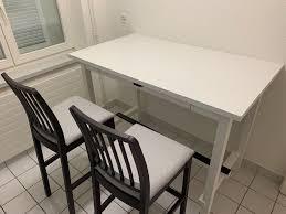 ikea nordviken tisch und ekedalen stühle kaufen auf ricardo