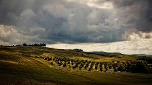 1920x1080 Tuscany Landscape Wallpaper