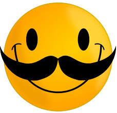 Smile With Mustache Clip Art Smile With Mustache By Ocal 5 0 10 0 Ovxav9 Clipart