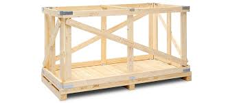 CratePak O HD Is Created Using Strength Of Metal Corners Coupled With Robustness Wooden Crate It Sturdy Easy To Assemble Shipped Flat And Requires