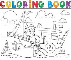 Pesca Para Colorear Colorear