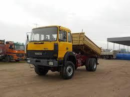100 4x4 Dump Truck For Sale IVECO MAGIRUS 19034 4X4 FULL STEEL CLEAN TRUCK Dump Trucks