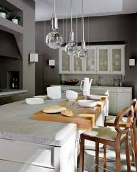 decor of island pendant lights with house design plan glass