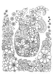 Free Inspirational Quote Adult Coloring Book Image From LiltKids Within Downloadable Pages