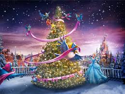Plutos Christmas Tree by Disney Background Wallpaper Free Ololoshenka Pinterest