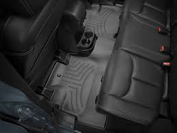 Husky Liners Weatherbeater Floor Liners by Weathertech 461052 Rear Liners